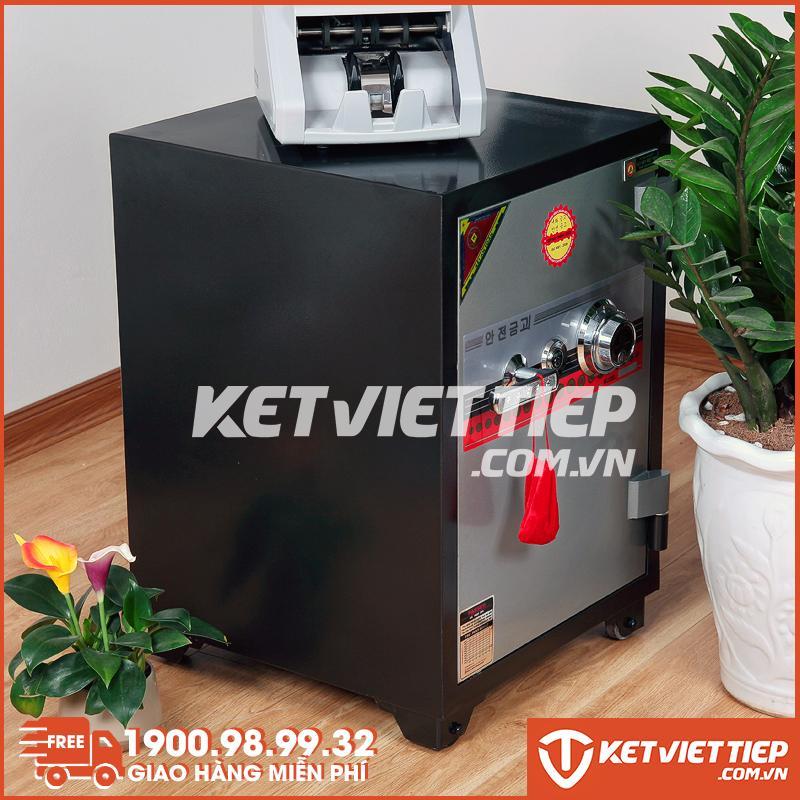 Két sắt việt tiệp kv48 khóa cơ đổi mã- Công ty két sắt Việt Tiệp