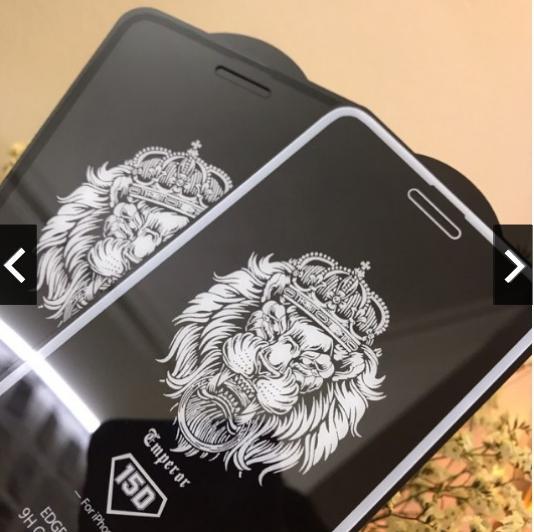 Kính Cường lực iphone 15D phủ nano Remax bảo vệ màn hình cực tốt 6/6s/7/8-> X