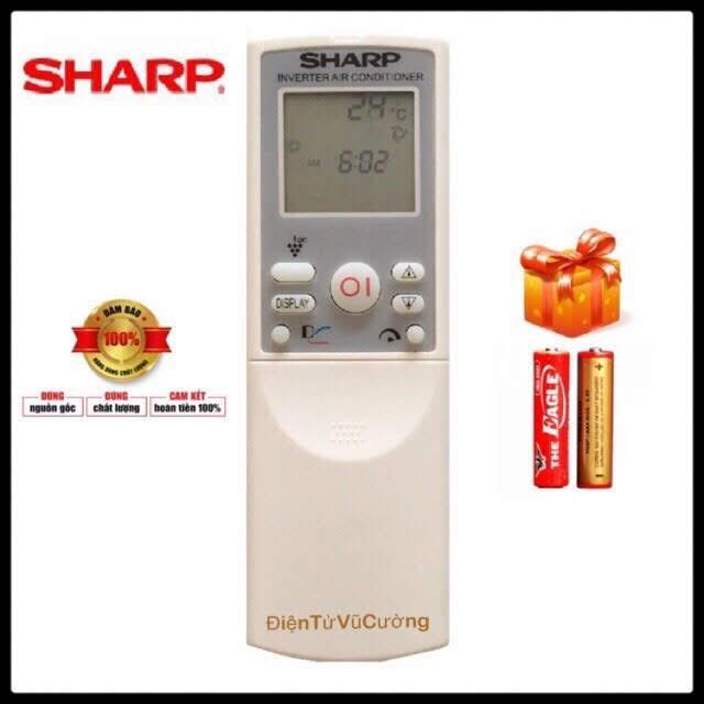 Điều khiển máy lạnh SHARP ( M4 )