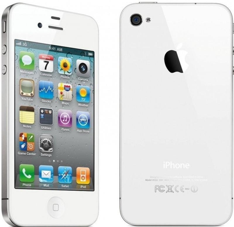 Siêu rẻ - IPHONE4 16G - Quốc Tế