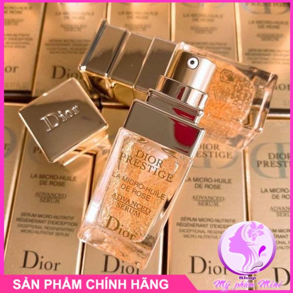 Tinh chất hoa hồng dưỡng da cao cấp Dior Prestige La Micro de Rose 5ml