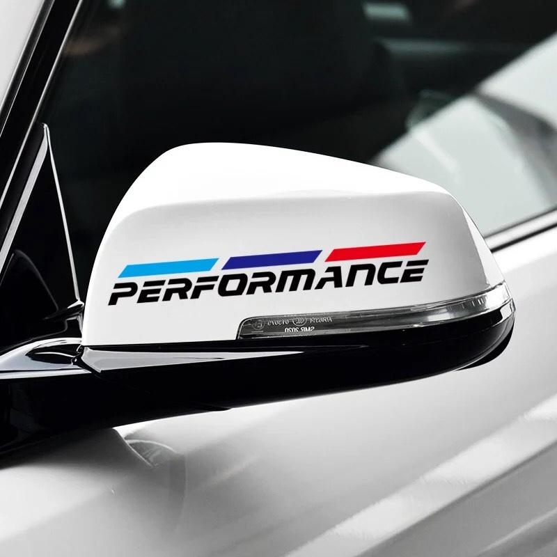 Tem dán gương chiếu hậu ô tô Performance 02