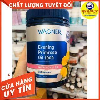 HÀNG CHÍNH HÃNG - Tinh dầu Hoa anh thảo Wagner 200 viên thumbnail