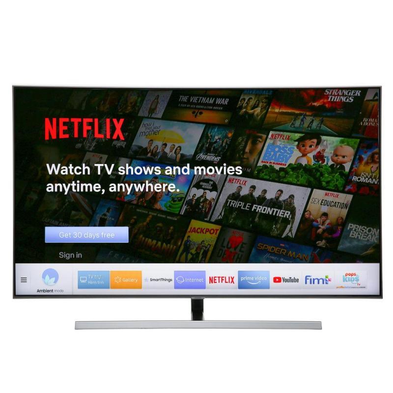 Bảng giá Smart Tivi QLED Samsung 4K 55 inch QA55Q80R - 55Q80R