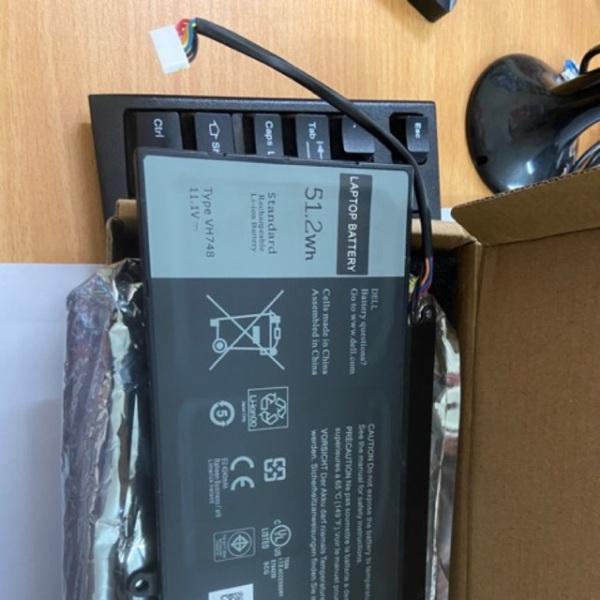 Bảng giá Pin laptop Dell Vostro 5460 5470 5480 5560 pin lắp trong kiểu dẹt mới -Vh748 sản phẩm tốt có độ bền cao cam kết sản phẩm nhận được như hình Phong Vũ