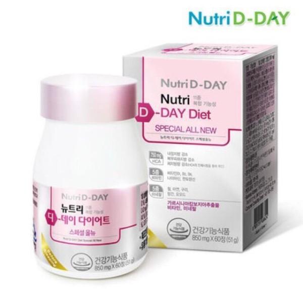 nutri d day các loại