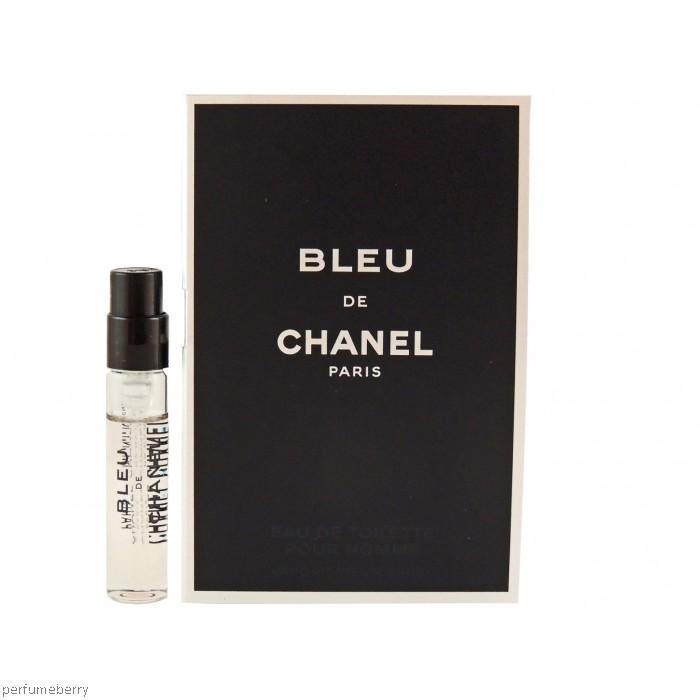 [Sample] Nước hoa Nam CHANEL Bleu EDP 2ml