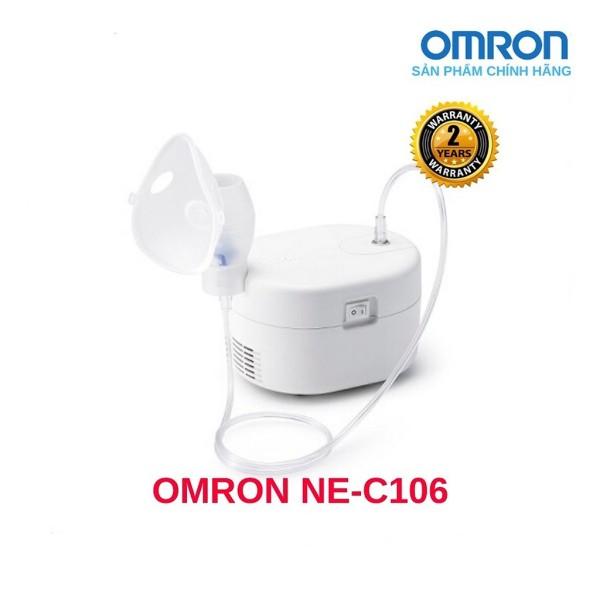 Máy xông khí dung Omron NE- C106 cao cấp