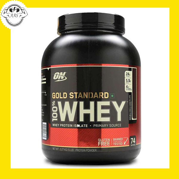 [HCM]WHEY PROTEIN - OPTIMUM NUTRITION - GOLD STANDARD 100% WHEY - 5LBS giá rẻ