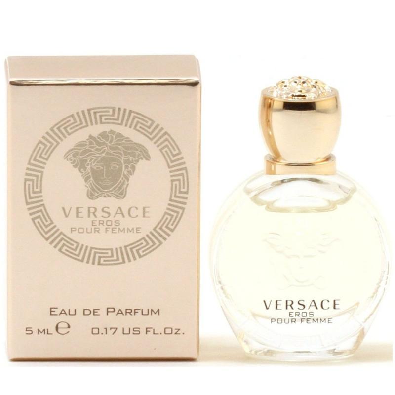 Nước hoa nữ VERSACE Eros Pour Femme Eau De Parfume 5ml
