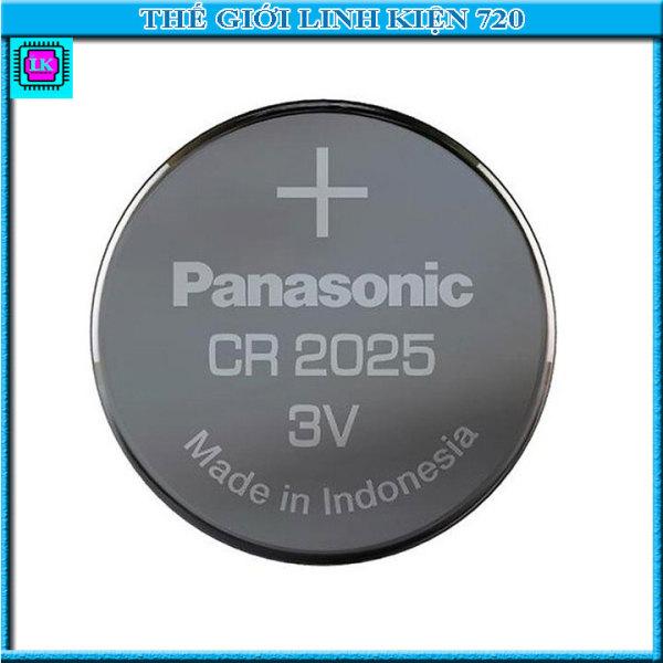Pin CR Lithium