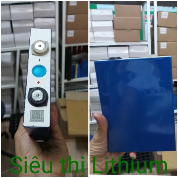 Pin sắt LiFePO4 3.2V 56AH pin sắt Pin sắt LiFePO4 3.2V 56AH pin sắt