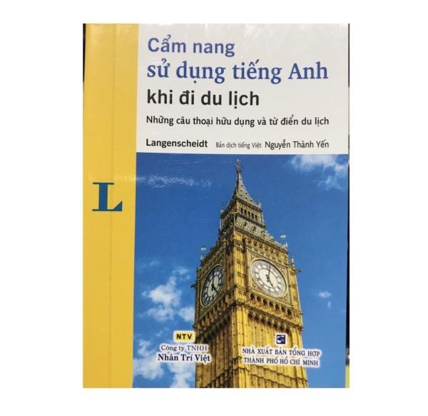 Cẩm nang sử dụng Tiếng Anh khi đi du lịch
