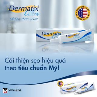 [ CHÍNH HÃNG ] Gel mờ sẹo Dermatix Ultra 7g- 15g, Làm mờ sẹo chuyên sâu, an toàn, tiện lợi, dễ dàng sử dụng thumbnail