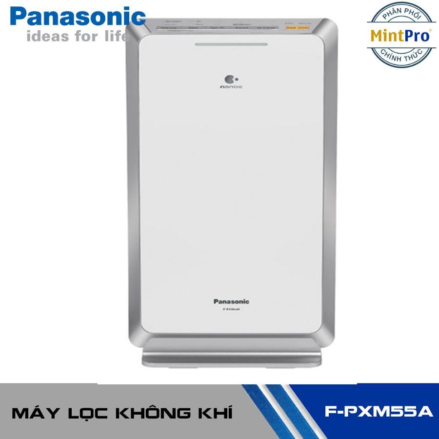 Bảng giá Máy lọc không khí Panasonic F PXM55A - Kháng khuẩn khử mùi và giữ ẩm da