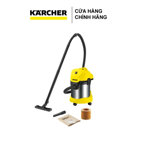Máy hút bụi khô và ướt Karcher WD 3 Premium