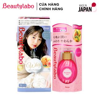 Combo Thuốc nhuộm tóc tạo bọt Beautylabo 125ml và Serum Dưỡng Tóc Beautylabo 120ml thumbnail
