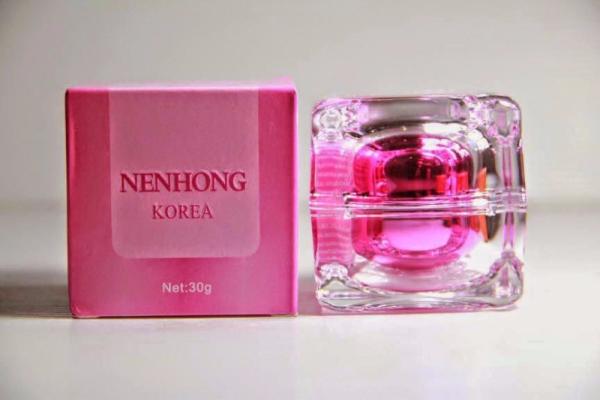 Kem làm hồng nhũ hoa,hồng môi và vùng kín NENHONG Hàn Quốc - SVN