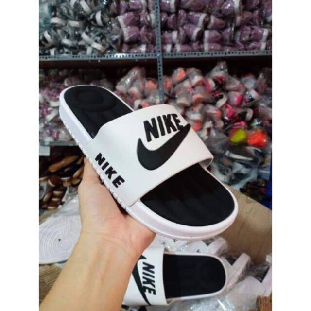 Dép Quai Ngang Nam Kiểu Nike Siêu Đẹp 3 Màu Có Giá Tốt