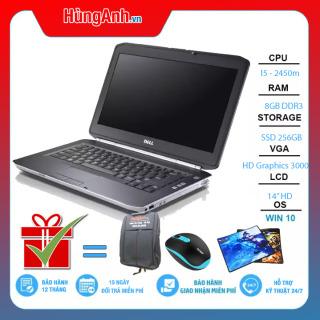 LAPTOP ( Chơi Game, Văn Phòng) Dell Latitude E5420 Core i5 2450M RAM 8GB SSD 256, ĐẸP GIÁ RẺ thumbnail