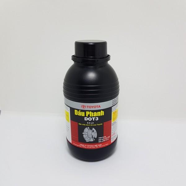 Dầu Phanh Xe Ô Tô TOYOTA DOT3 Brake Fluid