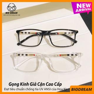 Kính cận không độ cao cấp BDBBR8080 - Gọng kính giả cận Hàn Quốc- Bảo hành 12 tháng 1 đổi 1 - Tặng kèm hộp + Khăn lau thumbnail