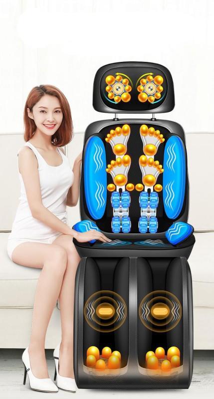 Ghế massage toàn thân - Ghế Massage toàn thân Le Er Kang tử cổ đến chân thư giãn, trị liệu cơ thể - Hàng cao cấp
