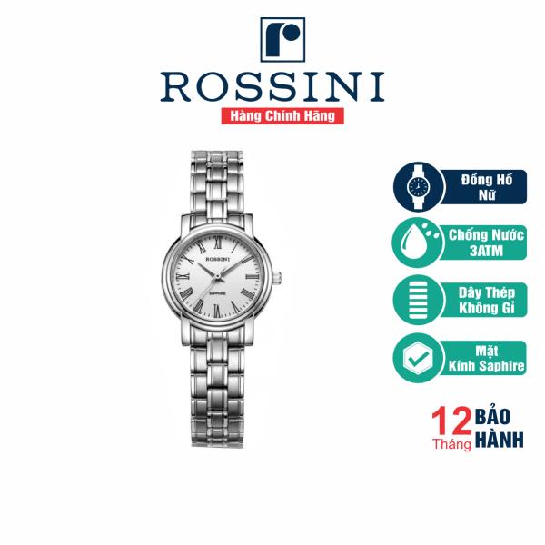 Đồng Hồ Nữ Cao Cấp Rossini - 5490W01A - Hàng Chính Hãng bán chạy