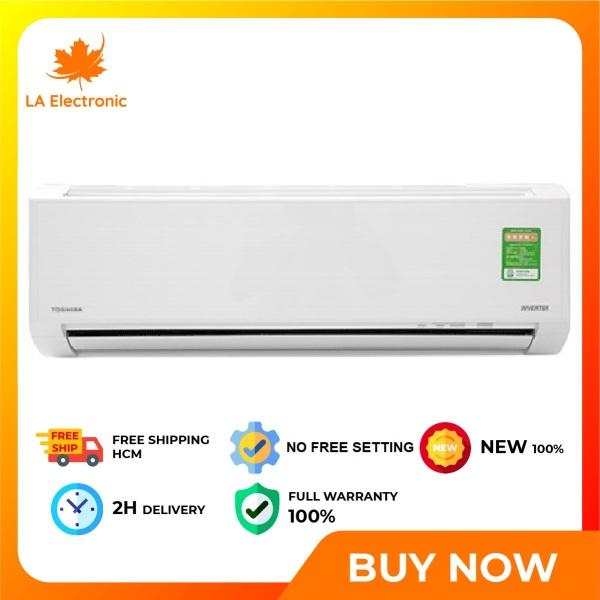 Bảng giá [GIAO HÀNG 2 - 15 NGÀY TRỄ NHẤT 15.09] Trả Góp 0% - Máy lạnh Toshiba 2.0 HP RAS-H18L3KCVG-V - Miễn phí vận chuyển HCM