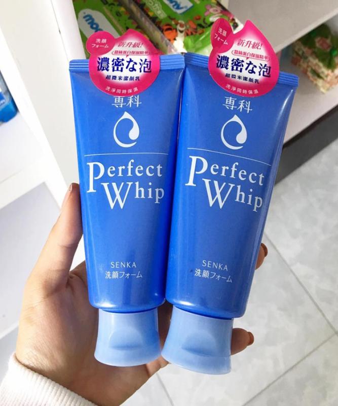 Sữa Rửa Mặt Perfect Whip (120g) Ẩm Mịn Và Săn Chắc giá rẻ