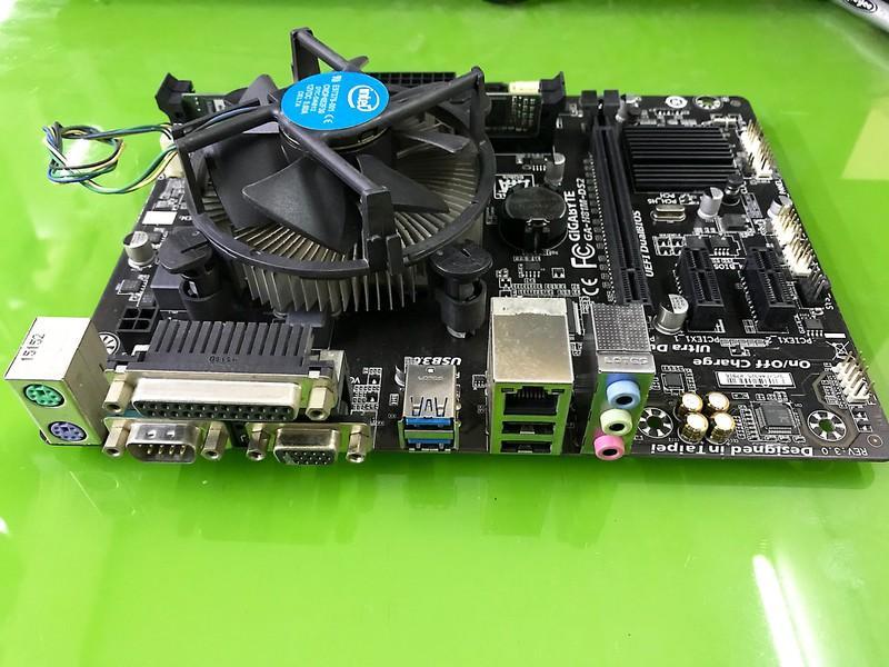combo main H81 + cpu g3220 + ram 4gb bus 1600 bảo hành 3 tháng lỗi 1 đổi 1