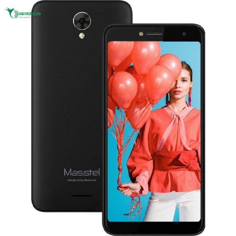 Điện thoại Masstel X3   Bộ đôi camera có đèn LED, Hệ điều hành Android Go, bên cạnh đó bạn còn được tận hưởng màn hình Full View đẹp mắt cùng thiết kế nhỏ nhắn tiện lợi  