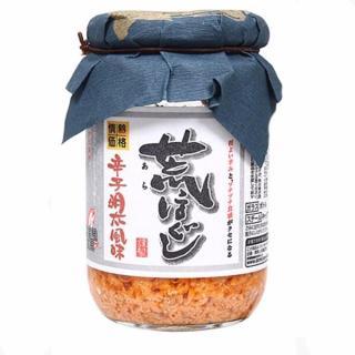 Ruốc trứng cá hồi Nissin Nhật Bản (nắp tím) 140g thumbnail