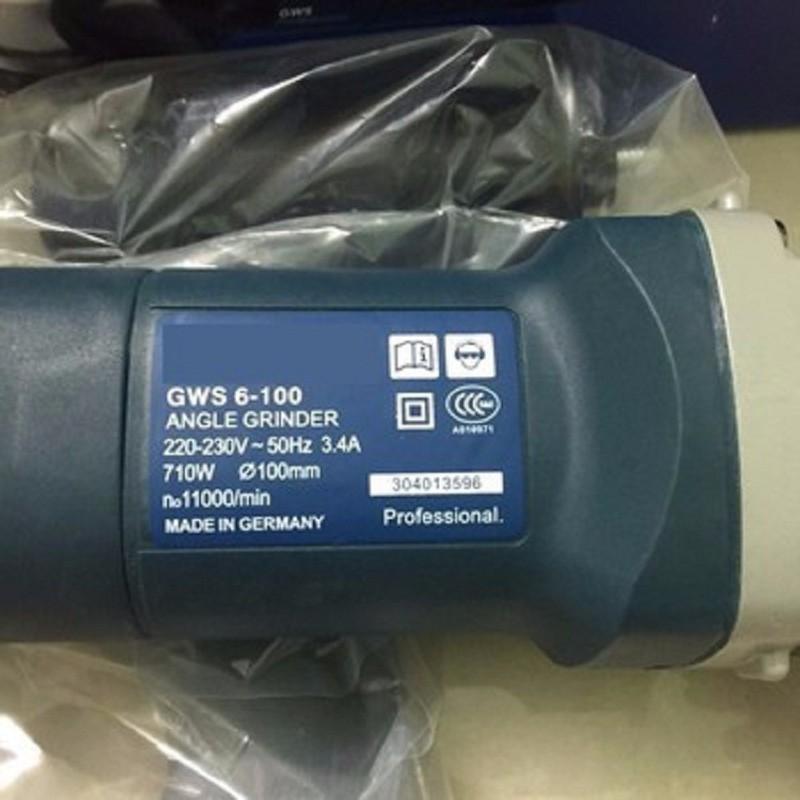 máy mài GWS 6- 100