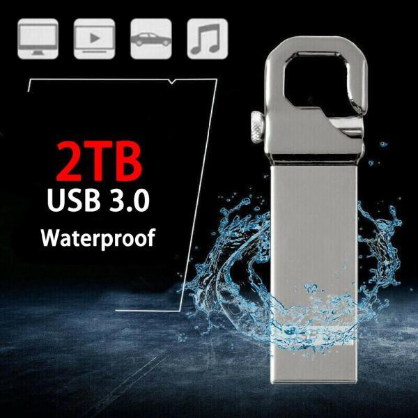 Bảng giá USB 2.0 2TB Flash Bộ nhớ Ổ đĩa kim loại Flash Drive Pen Drive U Disk cho PC LaptopRxMEqp0G Phong Vũ