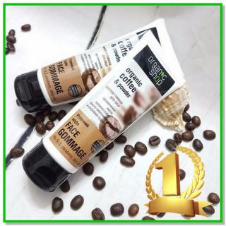 Tẩy tế bào chết Tẩy da chết dạng Coffee sạch nhờn ngừa mụn thumbnail