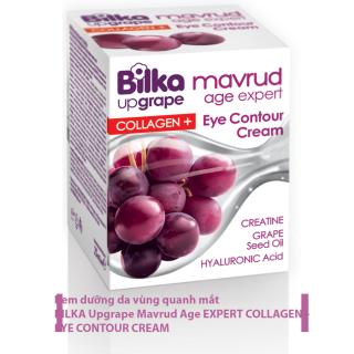 Kem dưỡng da vùng quanh mắt BILKA Upgrape Mavrud Age EXPERT COLLAGEN+ EYE CONTOUR CREAM thumbnail
