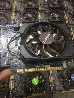 Vga Gigabyte GT420 2Gb Chơi lol,fifa maxsetting