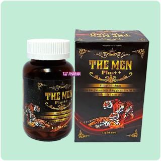 Viên uống tăng cường sinh lý The Men Pro- Giúp bổ thận, tráng dương, tăng cường sinh lý- hộp 30 viên thumbnail