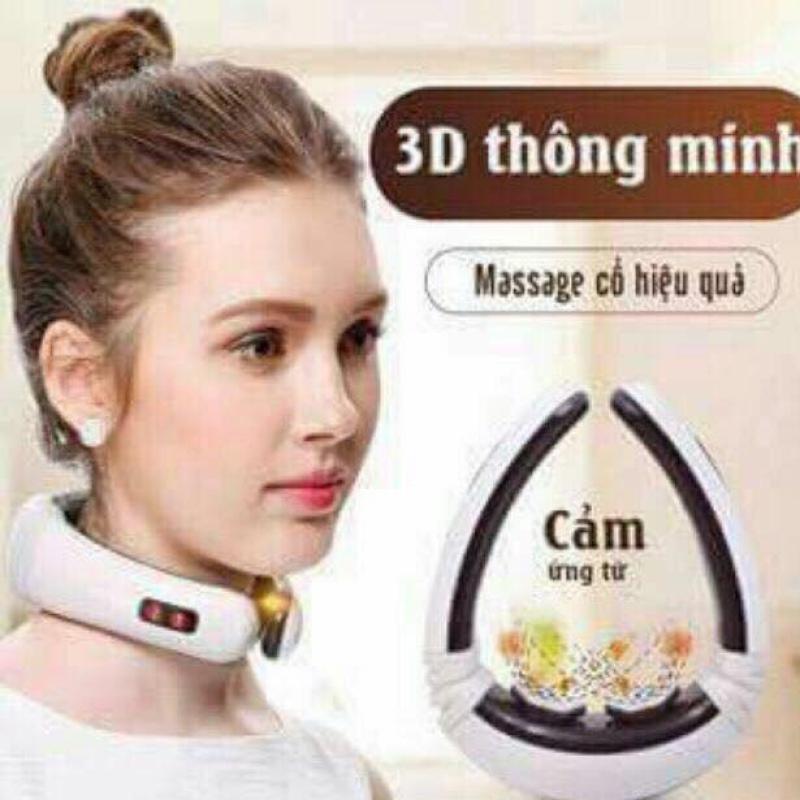 [Nguyen Dung Fashion]  Máy Massage Cổ và Vai Gáy Xung Điện, Máy Điều Trị Xung Điện MS09