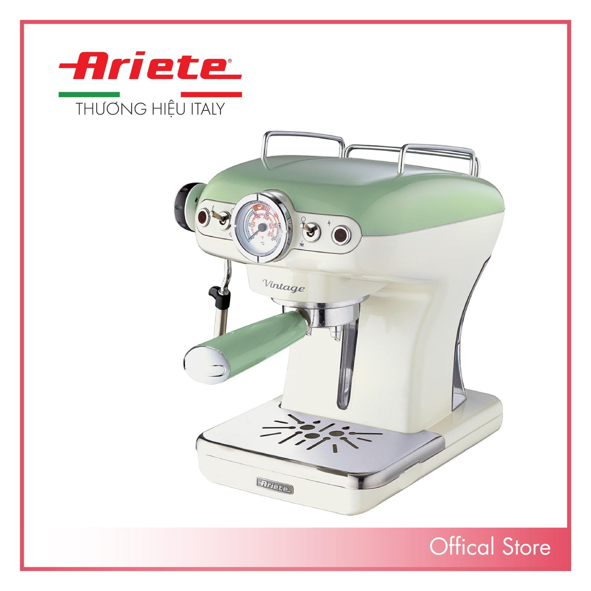 Máy pha cà phê 0,9 lít  (Màu xanh lá cây) Ariete  MOD.1389/14