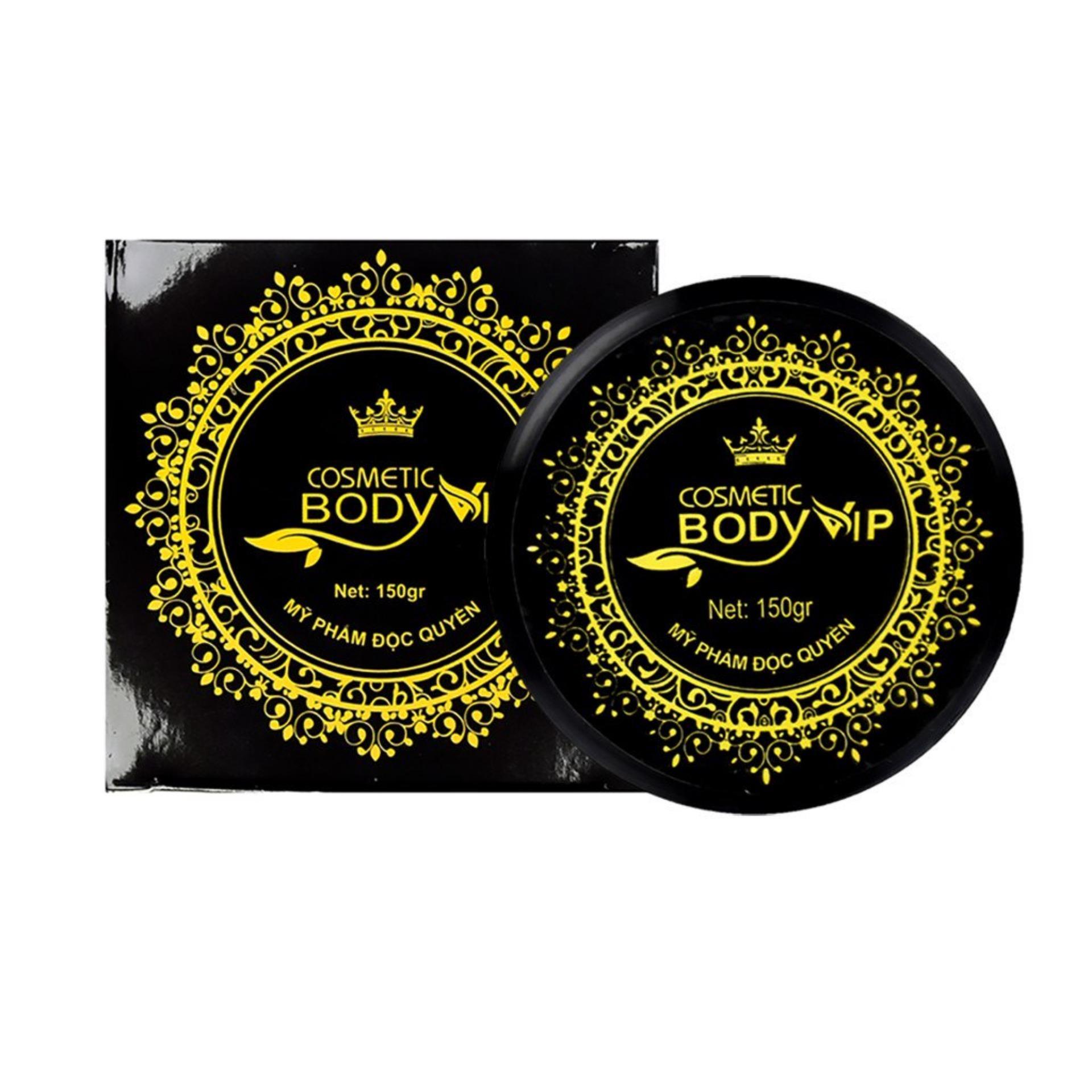 Kem Body Dưỡng Trắng BODY VIP 150g