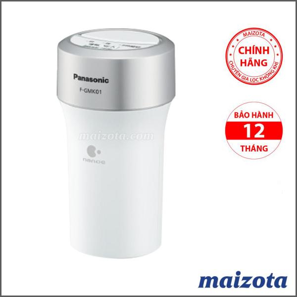 Máy lọc không khí và khử mùi ô tô Panasonic F-GMK01-W, sản xuất tại Nhật Bản, màu trắng, công suất 3,9m3, lọc bụi , diệt khuẩn, khử mùi... Bảo hành 12 tháng toàn quốc.