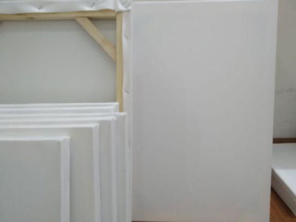Mua Combo 5 toan vẽ tranh 40x50 khung tranh bố vẽ