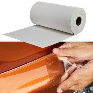 Decal trong suốt bọc dán bảo vệ chống xước ô tô xe máy thumbnail