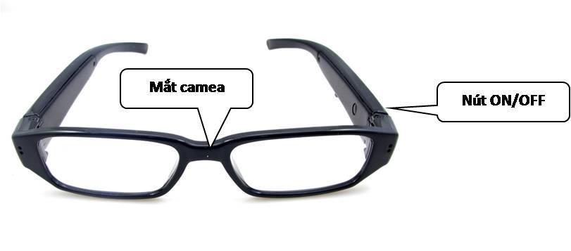 Giá (RẺ VÔ ĐỊCH) Mắt kính kiêm camera full HD720 ad