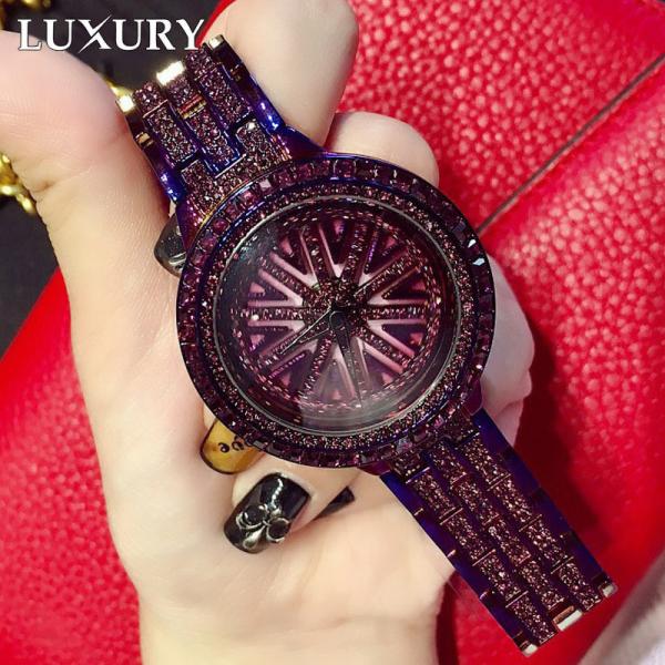 Nơi bán Đồng hồ nữ MASHALI LUXURY ETIA Xoay - Đỉnh Cao Nghệ Thuật - Đồng hồ nữ đẹp, Đẹp,Sang trọng,Đẳng cấp, Bền, Giá Sốc, Đồng hồ nữ giá rẻ, Đồng hồ nữ cao cấp, Đồng hồ nữ chống nước, Đồng hồ nữ thể thao, Đồng hồ