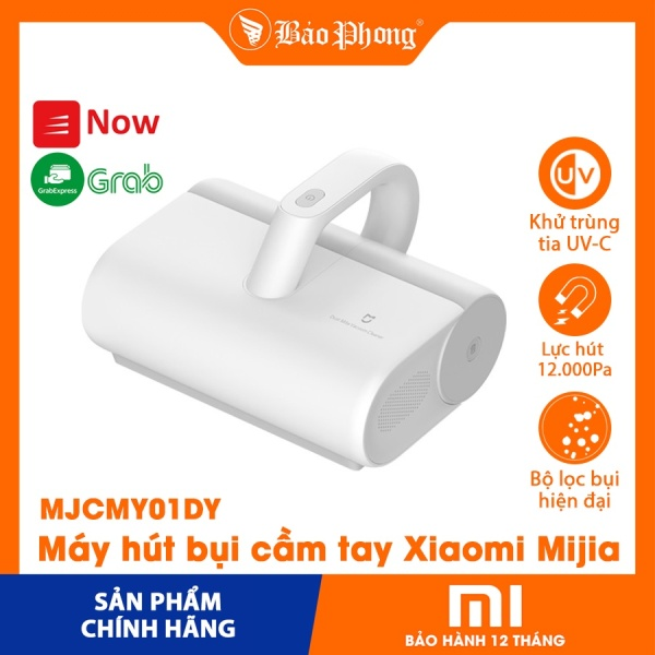 Máy hút bụi cầm tay Xiaomi MIjia Wireless Mite Predators cho gia đình văn phòng nhỏ gọn mini tiện lợi