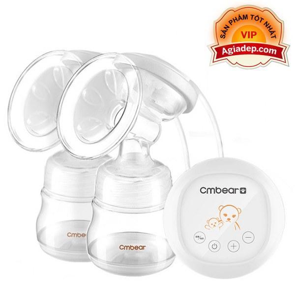 Máy hút sữa điện tử CmBear (Úc) xuất Châu Âu,...