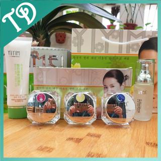 [CHÍNH HÃNG] Bộ mỹ phẩm Yiyimei 5in1, chuyên làm sạch nám, tàn nhang và dưỡng trắng da, kem nám Yiyimei, mỹ phẩm Yiyimei. thumbnail